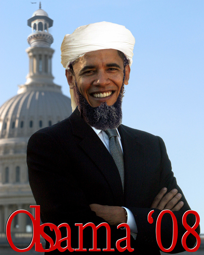 Obama or Osama? oh no..again confused!!!!