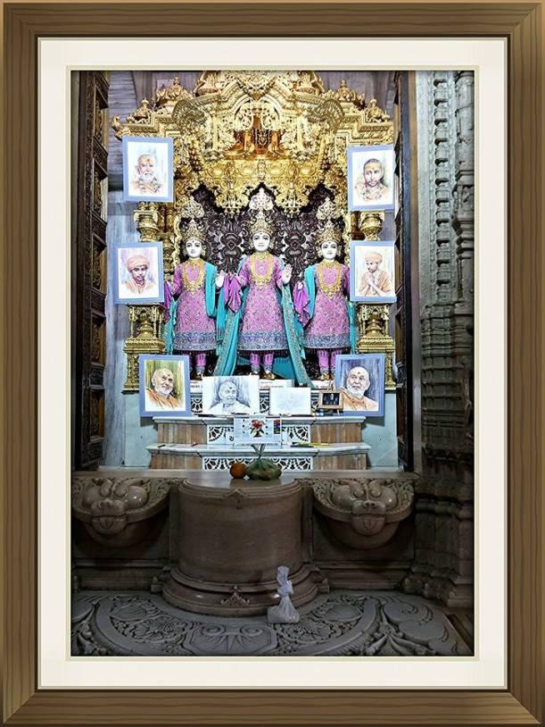 આજ ના darshan